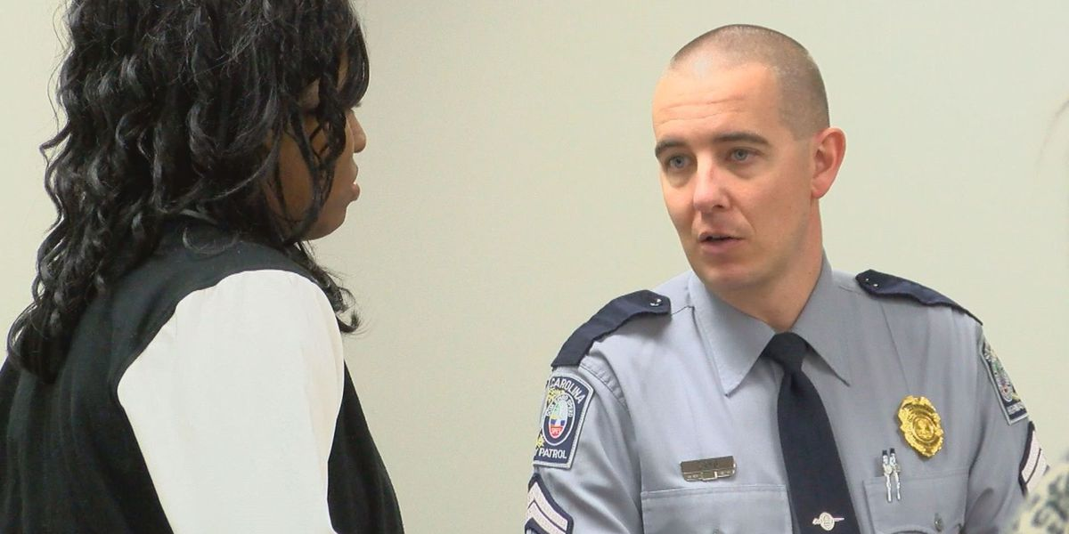 South Carolina Highway Patrol recruiting prospective troopers