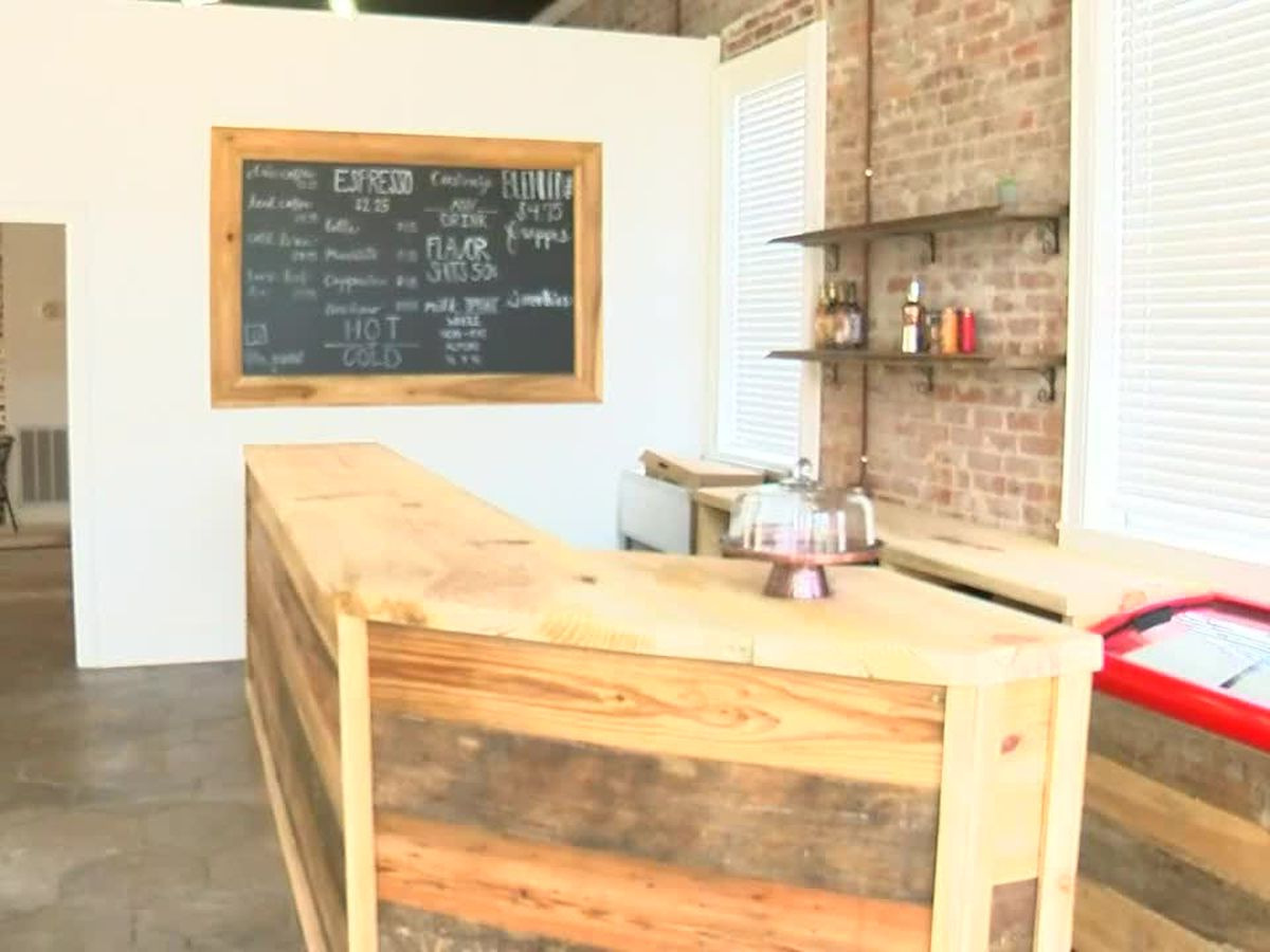 This is Carolina: Retired teacher opens city's first and only coffee shop
