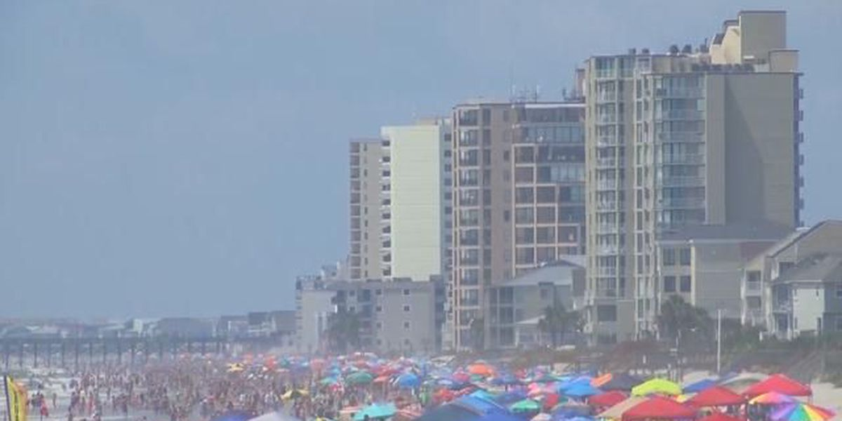 Surfside Beach is world's first certified autism-friendly destination