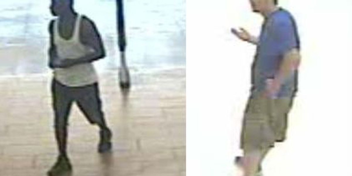 Police: Men robbed woman of purse, tried to use credit card at Walmart
