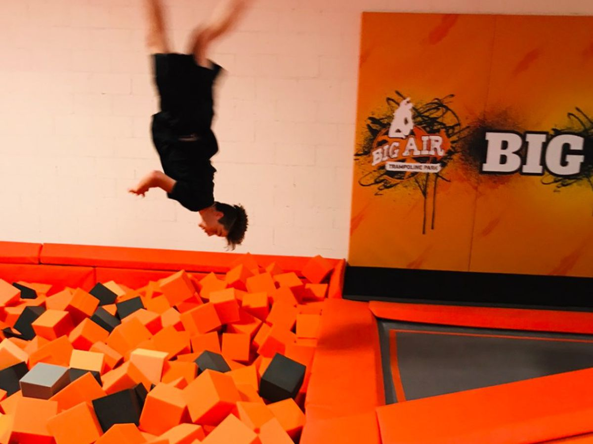 Big Air Trampoline set to open location in Myrtle Beach