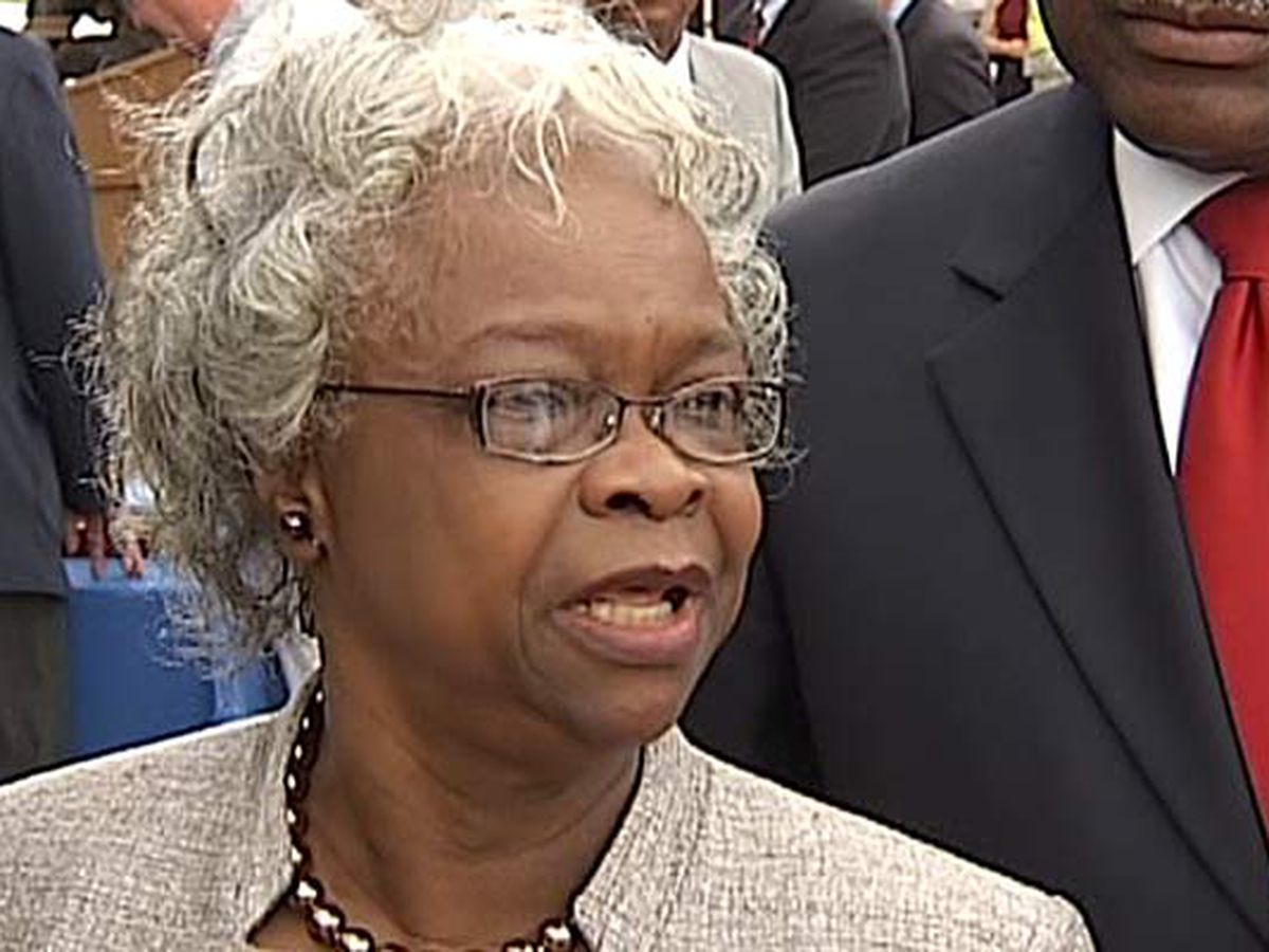 Emily England Clyburn, wife of SC congressman Jim Clyburn, dies at 80