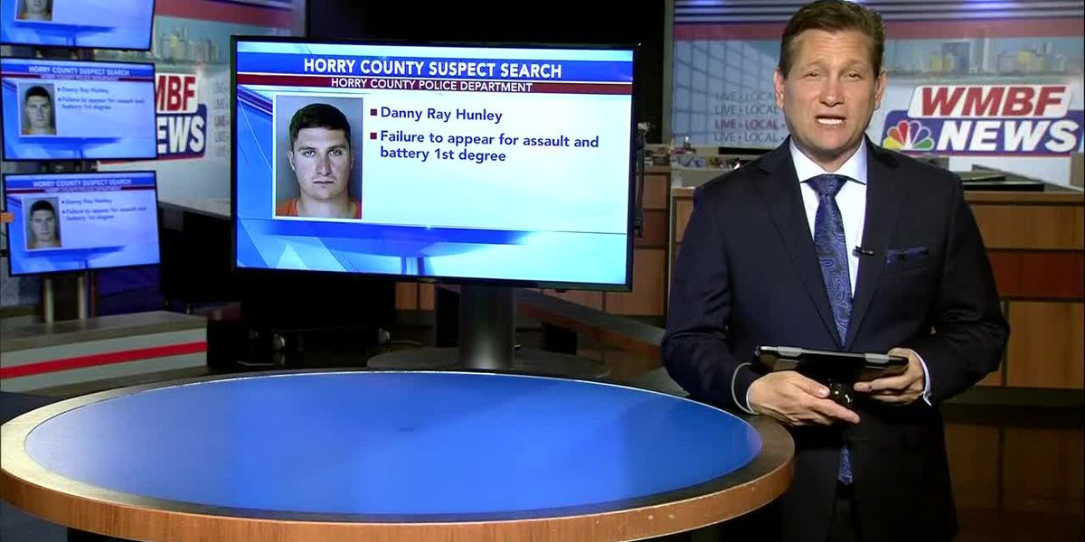 April 2 Horry County Suspect Search