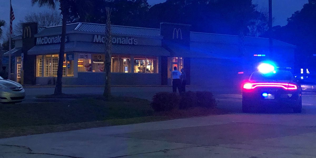 Authorities investigate bomb threats made at McDonald's in Pawleys Island, Georgetown