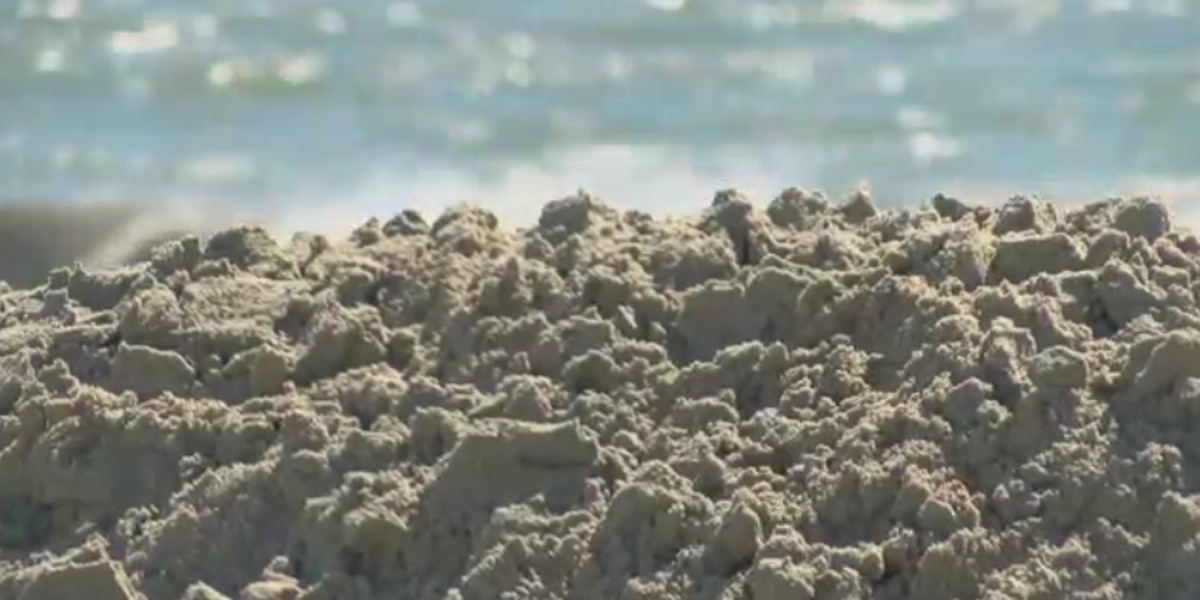 Beach renourishment could begin this week in North Myrtle Beach