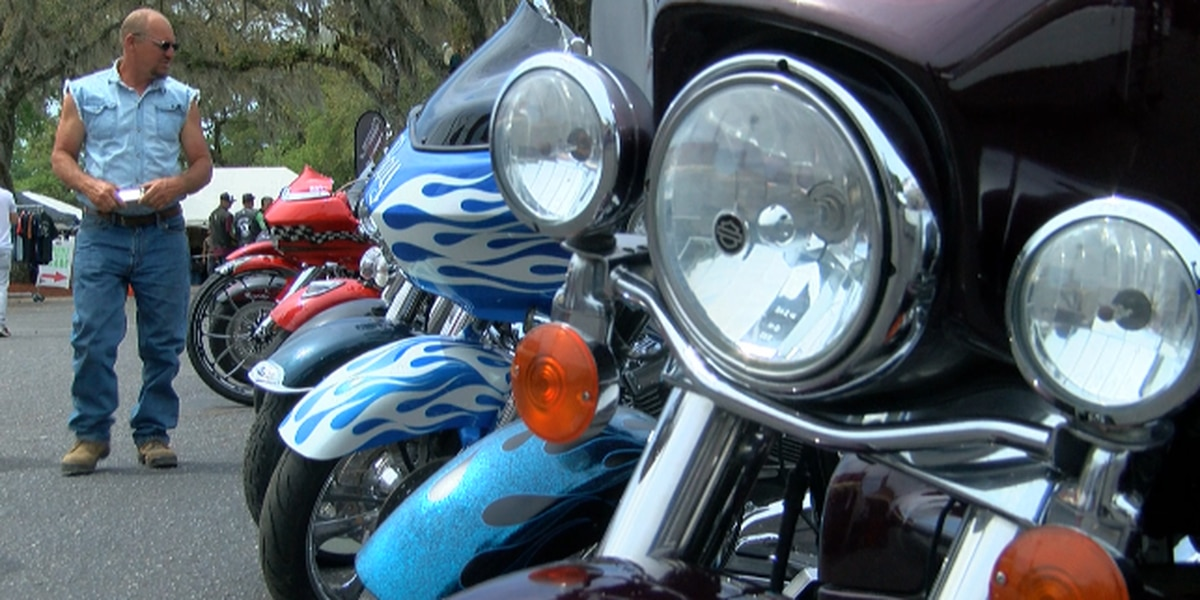 Spring rally kicks off busy bike month along Grand Strand