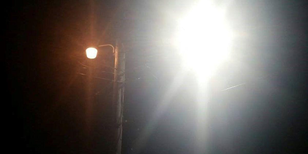 City of Myrtle Beach installs bright LED street lights