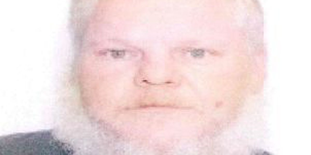 Darlington PD searching for missing man