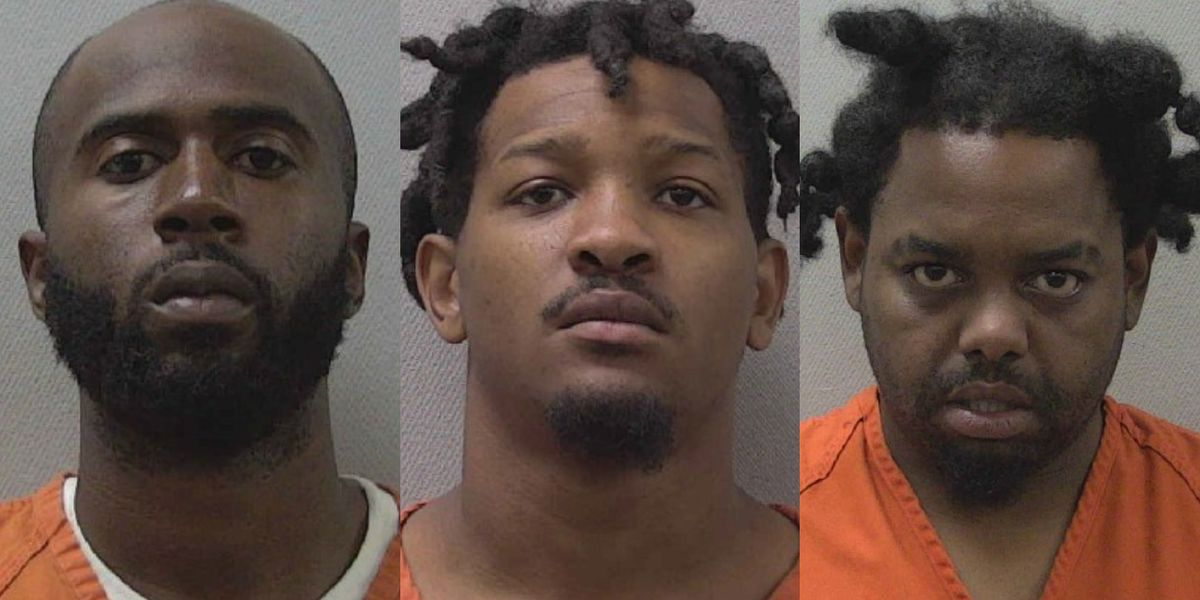 Ex-warehouse employee, two others charged with stealing 2 pallets of crab legs, robbing security guard