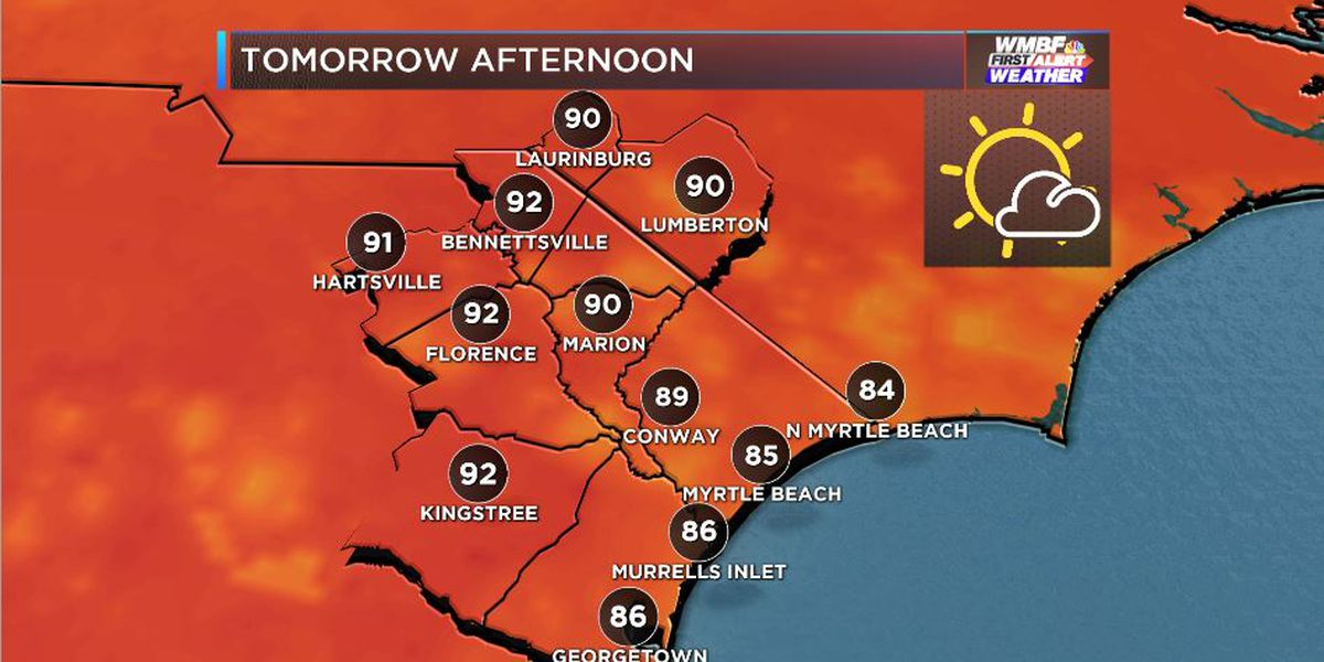 FIRST ALERT: Early summer weather through the weekend