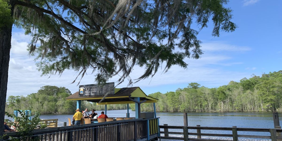 'Happy to be back in business': Captain Buck's Port reopens 7 months after Hurricane Florence