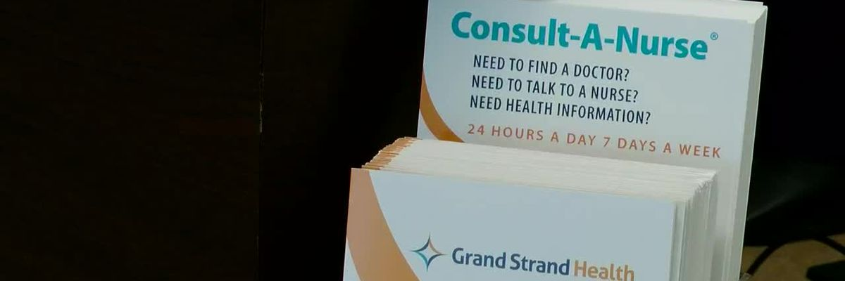 Behavioral Services at Grand Strand Health