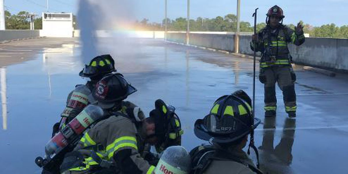 Myrtle Beach Fire Rescue announces inaugural Citizens Fire Academy