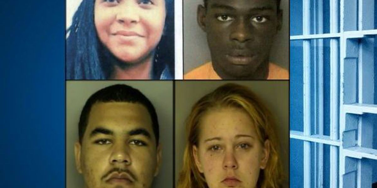 4 suspects charged in Loris shooting