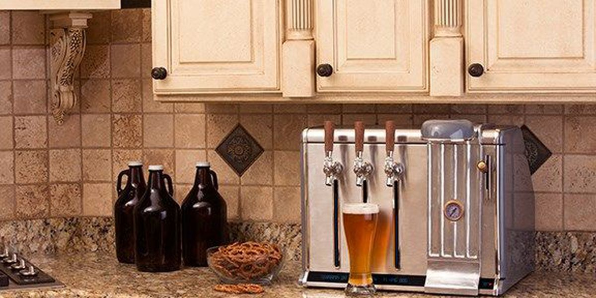 Growler Chill aimed at growing craft beer industry