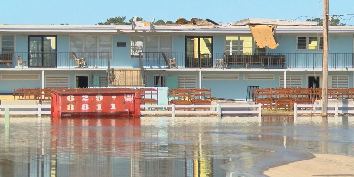 Garden City Beach locals remain strong in faith during Matthew recovery