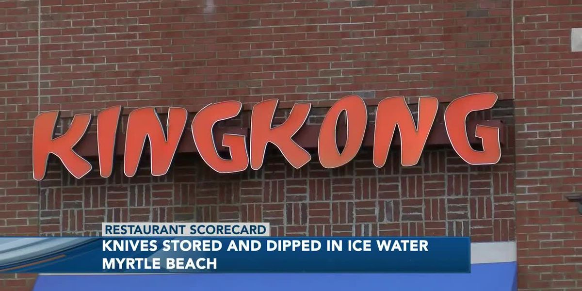 Inspectors find expired food at two Myrtle Beach restaurants