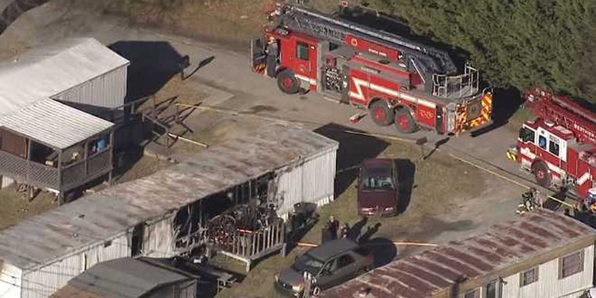 Second child in critical condition after SC house fire where toddler died