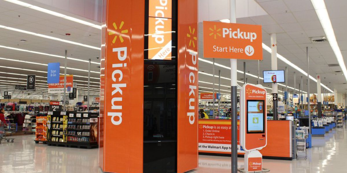 Walmart's new 'Pickup Tower' coming to Myrtle Beach