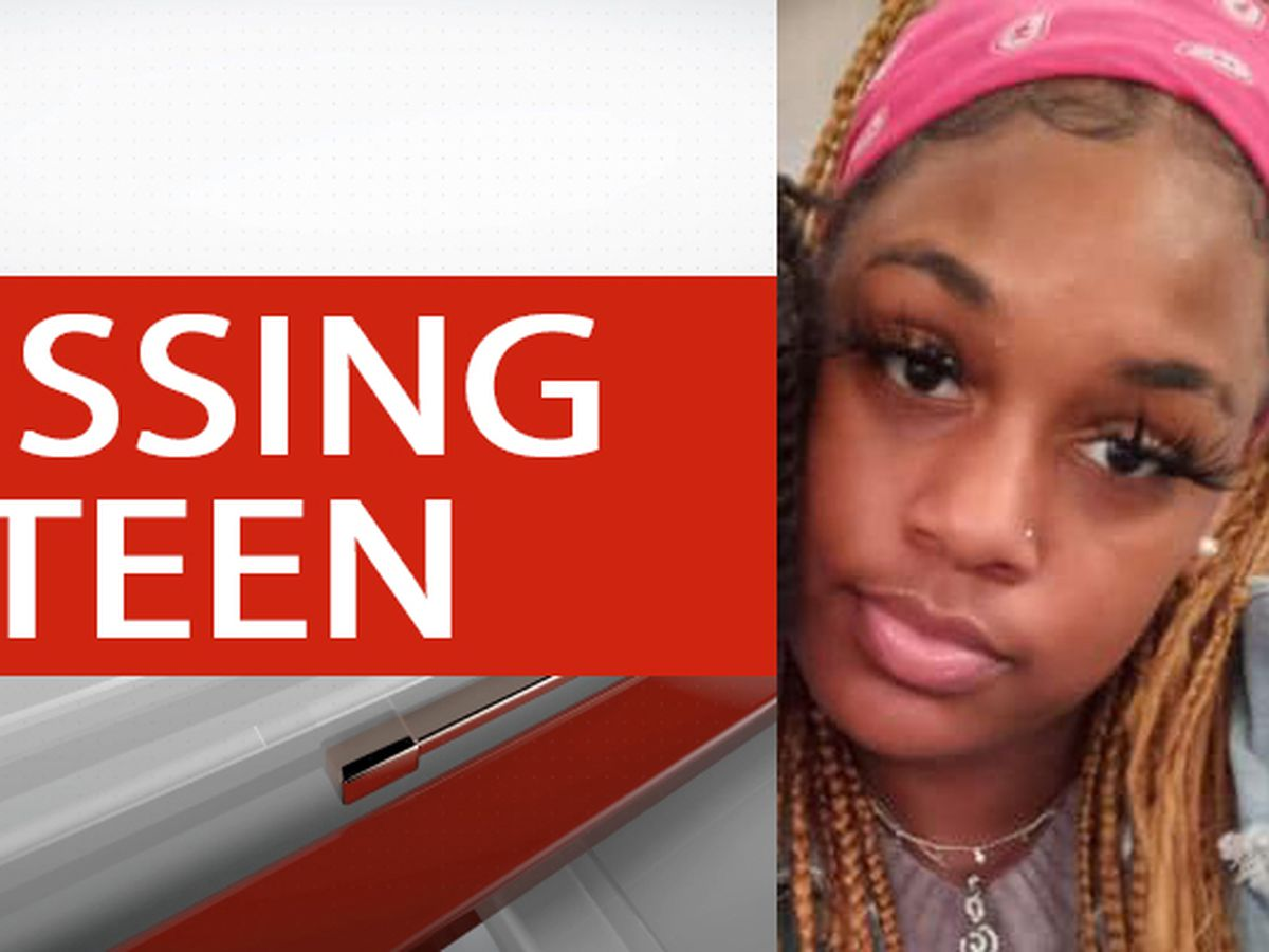 Missing Columbia teen hasn't been seen in more than a week