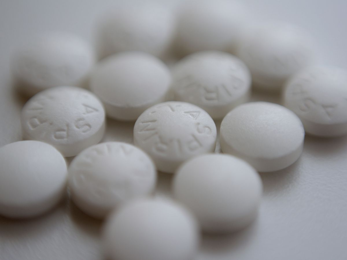 Heart study: Low- and regular-dose aspirin safe, effective