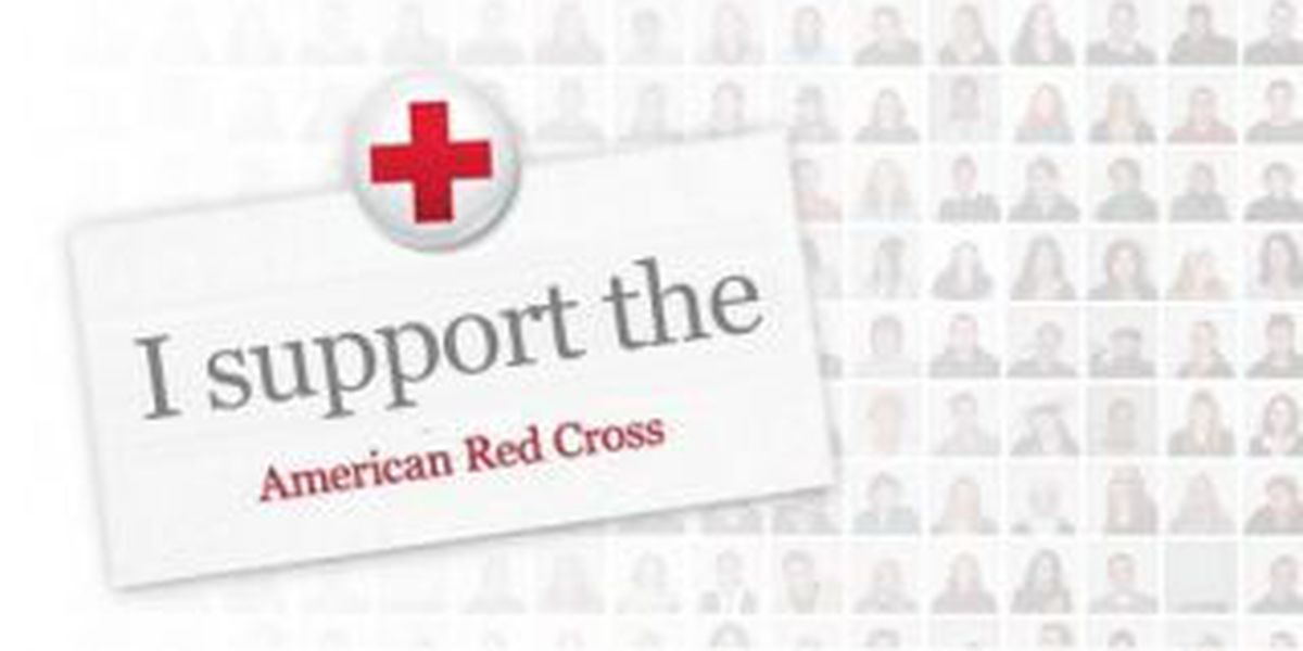Donate blood at local blood drives in February