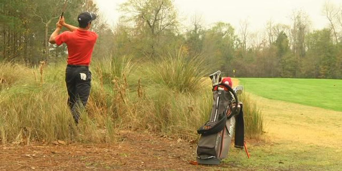 Over 50 international students come to the Grand Strand for a golf tournament