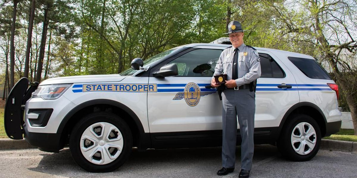 Local trooper receives SCHP Trooper of the Year award