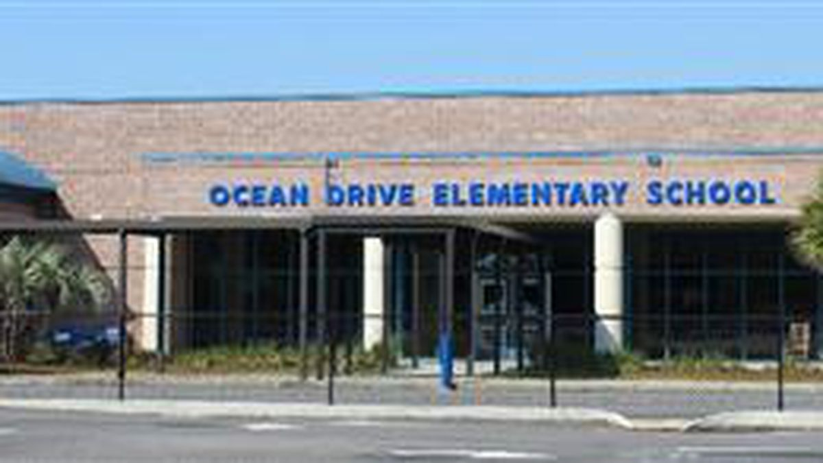 Ocean Drive Elementary in Horry County named a National Blue Ribbon School