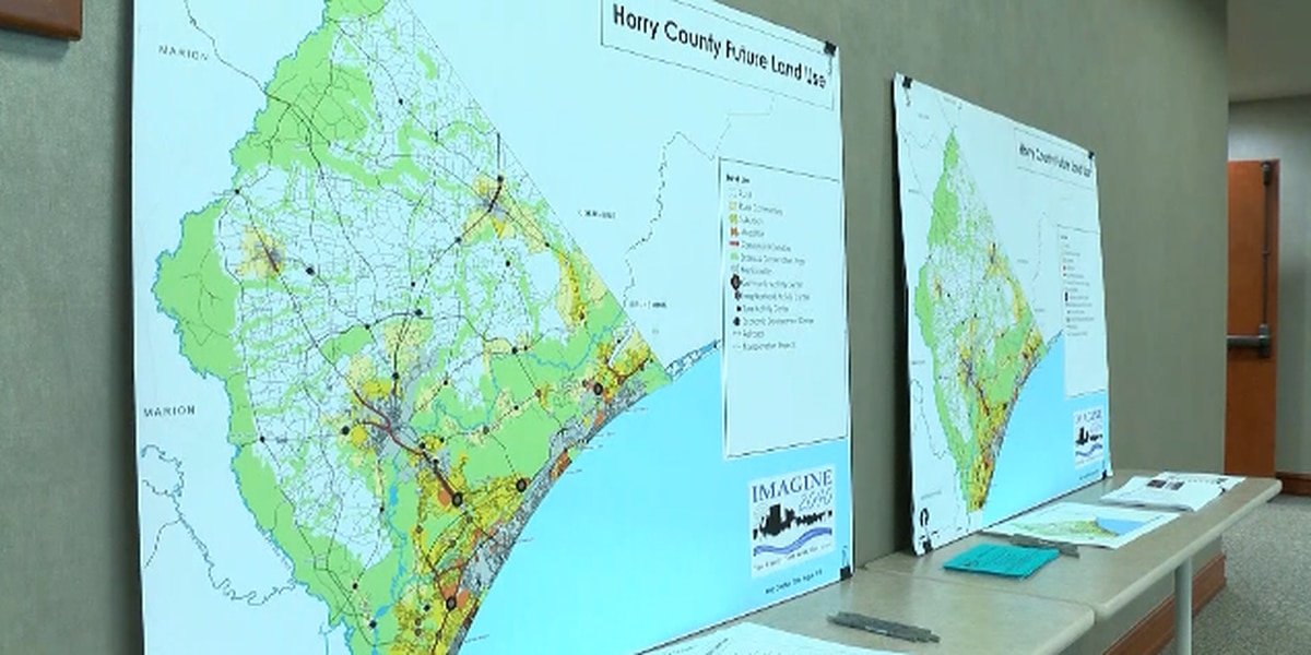 Leaders expect more than 275,000 to move to Horry County by 2040