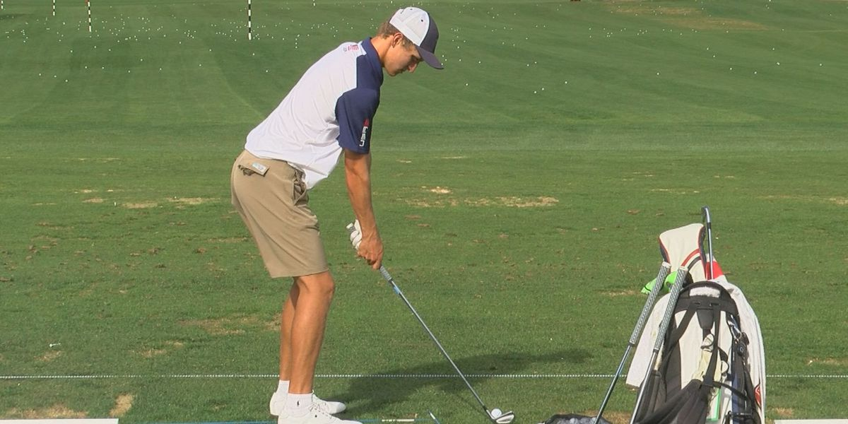 Dustin Johnson World Junior Open poised to tee-off