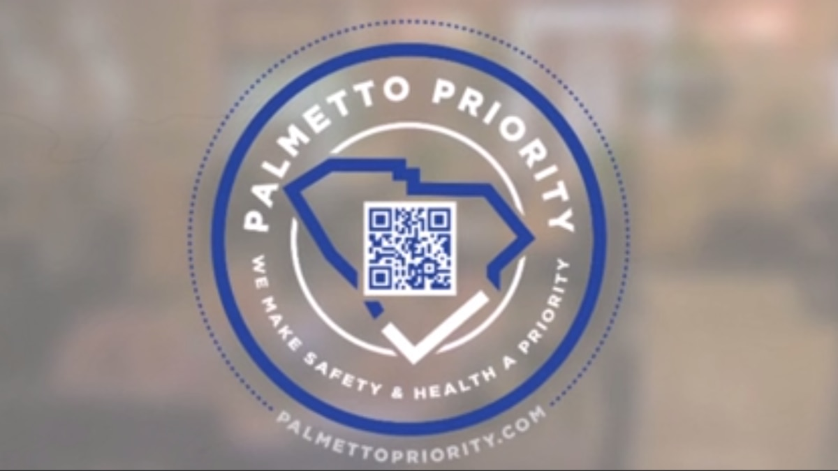 LIST: Local restaurants displaying Palmetto Priority seal