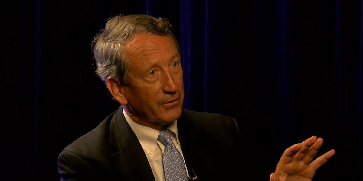 Possible 2020 run against Trump is 'in God's hands,' former SC Gov Mark Sanford says