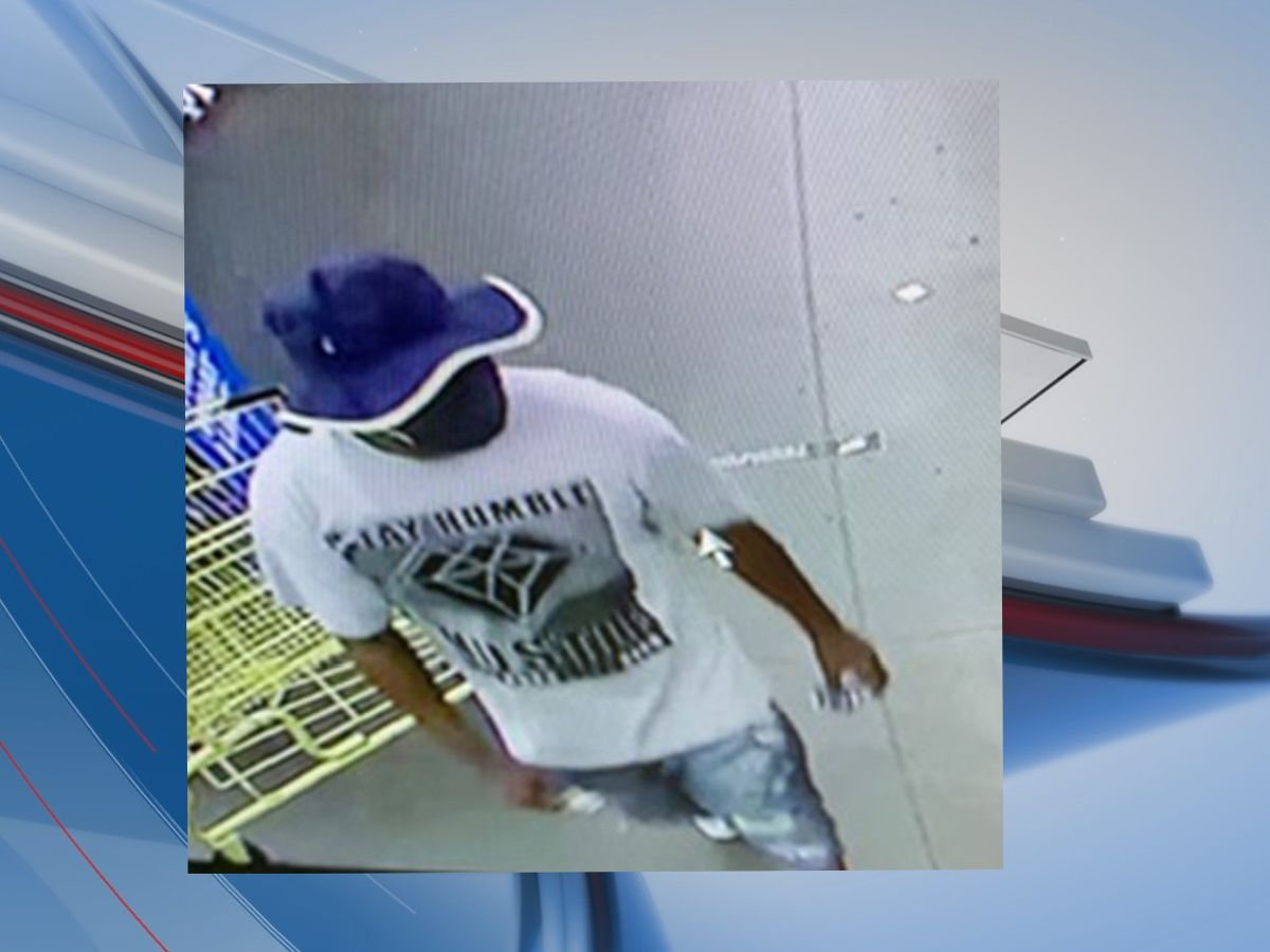 Florence Police seek person of interest in robbery, assault at Family Dollar