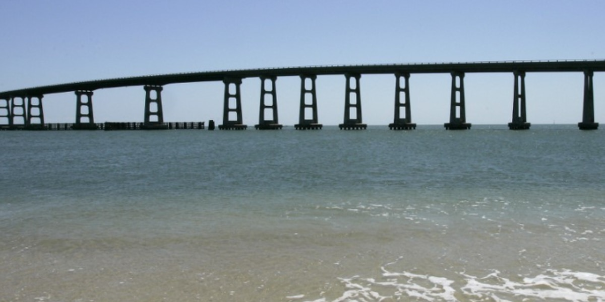 Old Outer Banks bridge to become fishing pier by summer