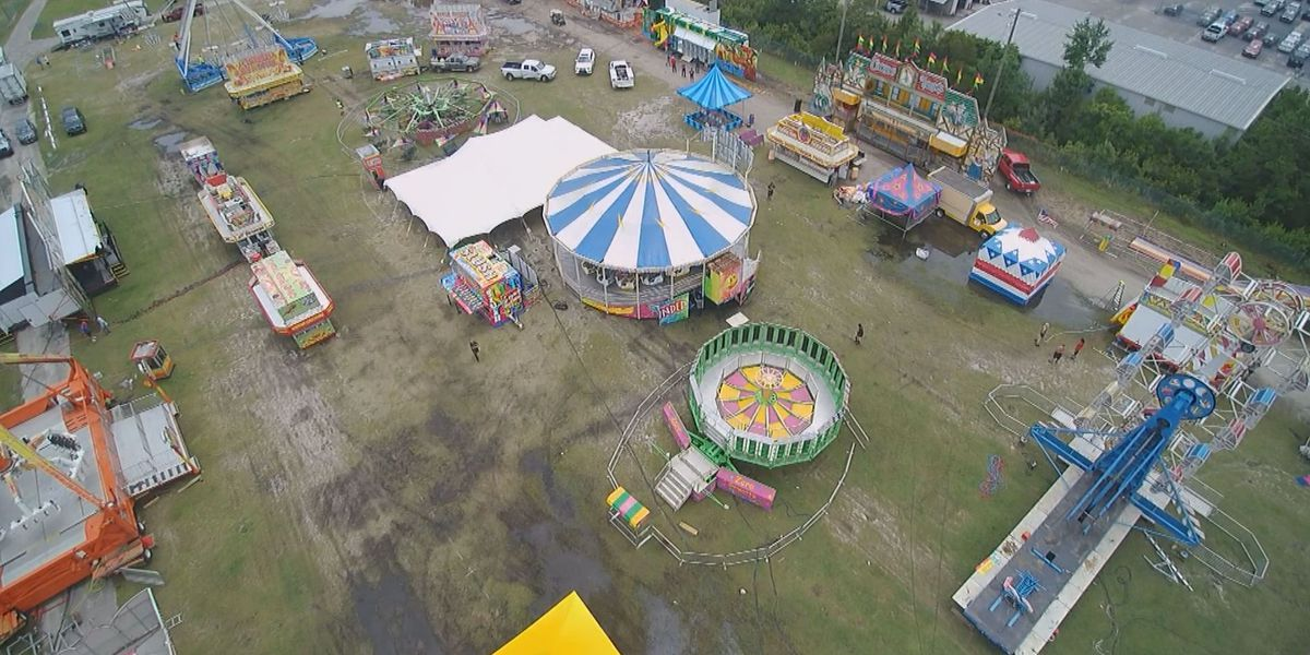 Fifth annual Horry County Fair kicks off Friday with precautions in place