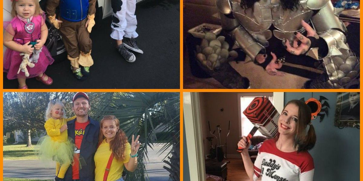 SLIDESHOW: Halloween costumes from our viewers and staff