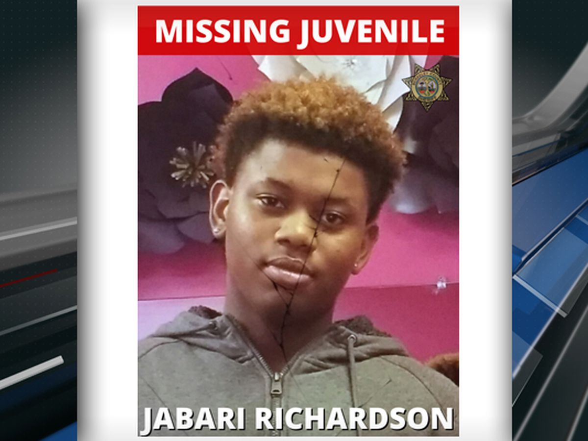 Berkeley County Sheriff's Office searching for missing 16-year-old boy