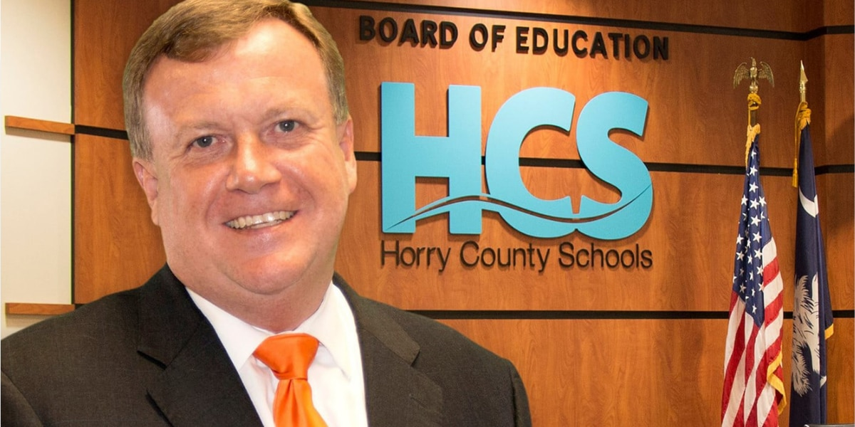 Horry County School Board approves process to fill late vice-chairman's seat