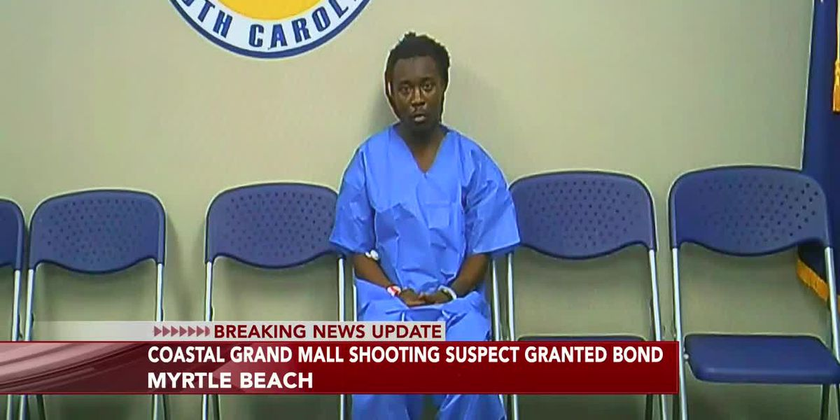 Bond set for second suspect in Coastal Grand Mall shooting, stabbing