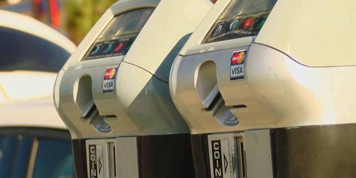 Parking revenue up 5 percent so far in 2017
