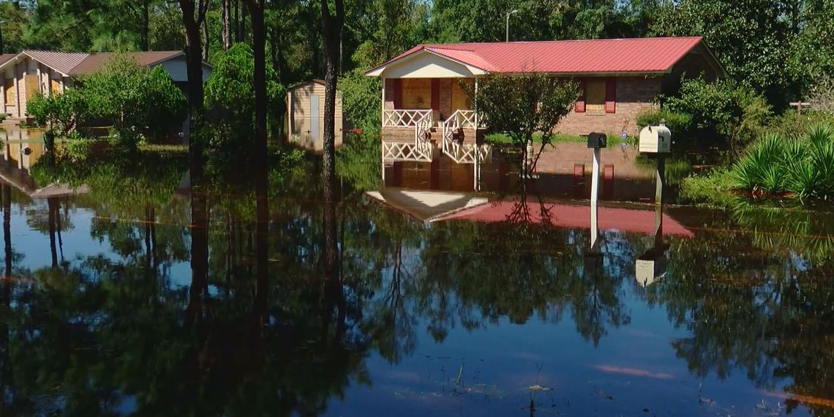 Nichols administrator explains why town isn't buying flooded homes back