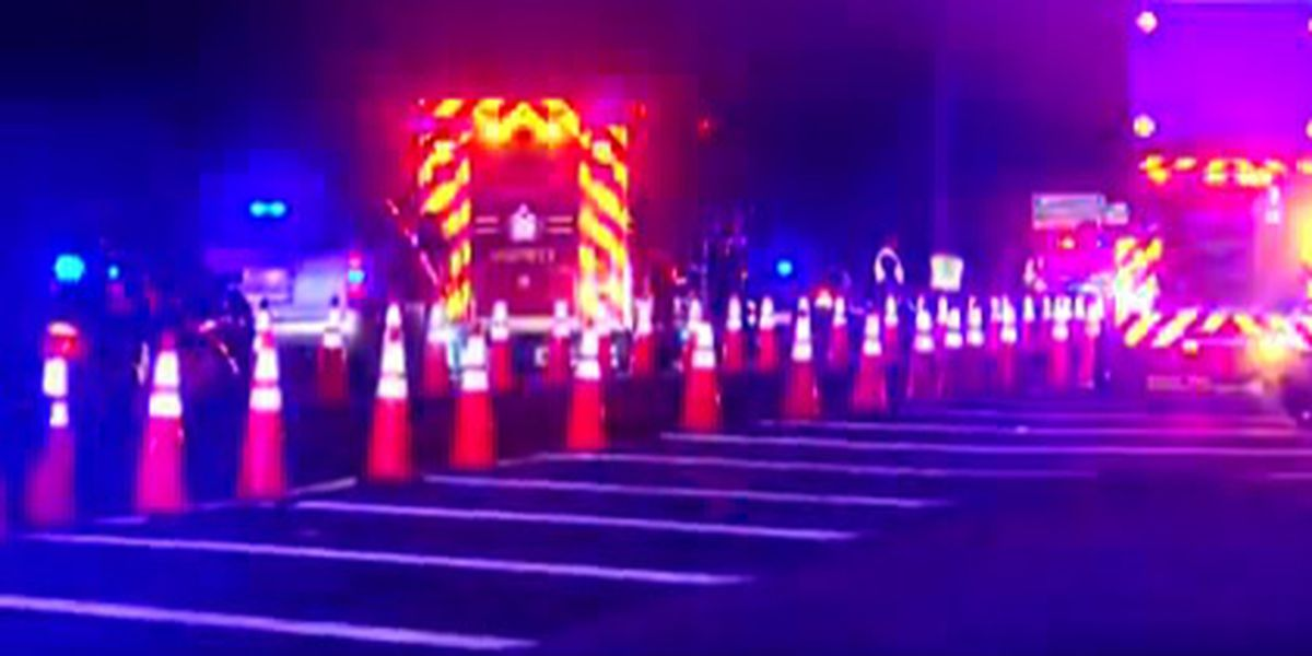 Portion of Highway 22 blocked as troopers continue to investigate crash that killed Horry officer
