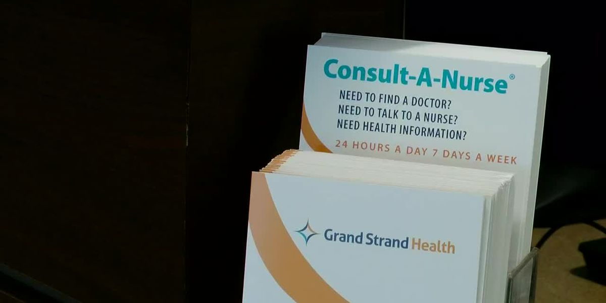 Grand Strand Health near capacity, officials say