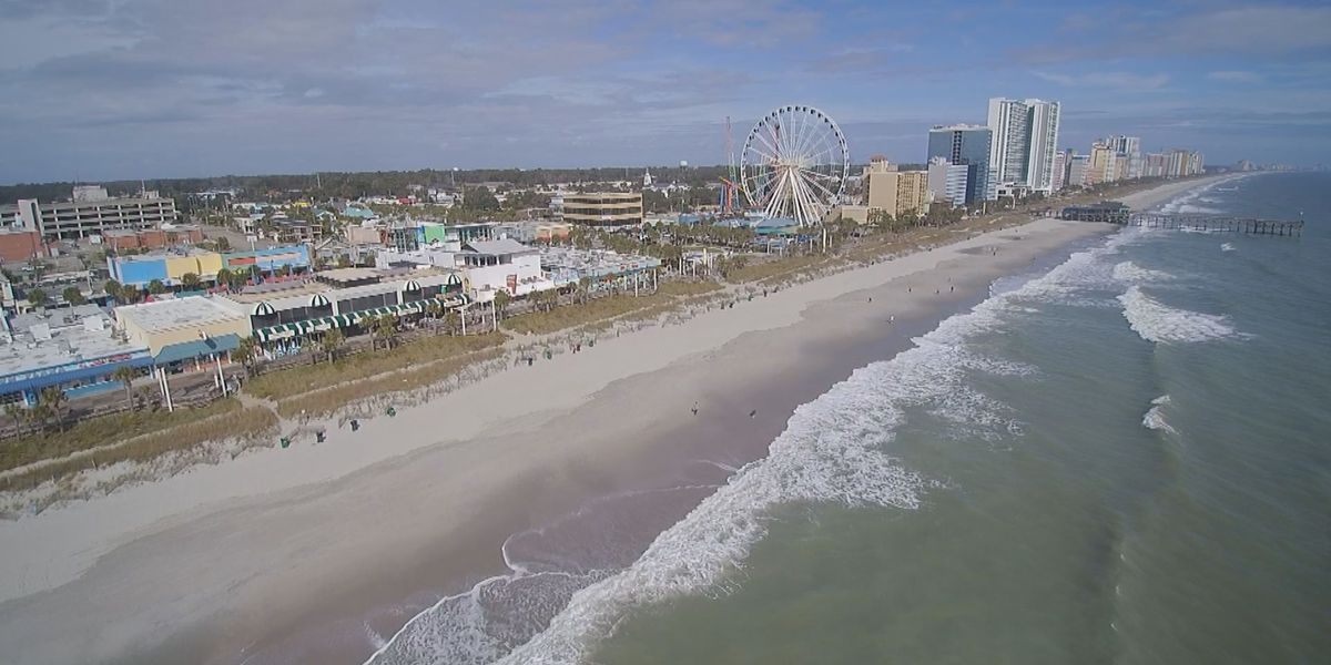 City Of Myrtle Beach Declares State