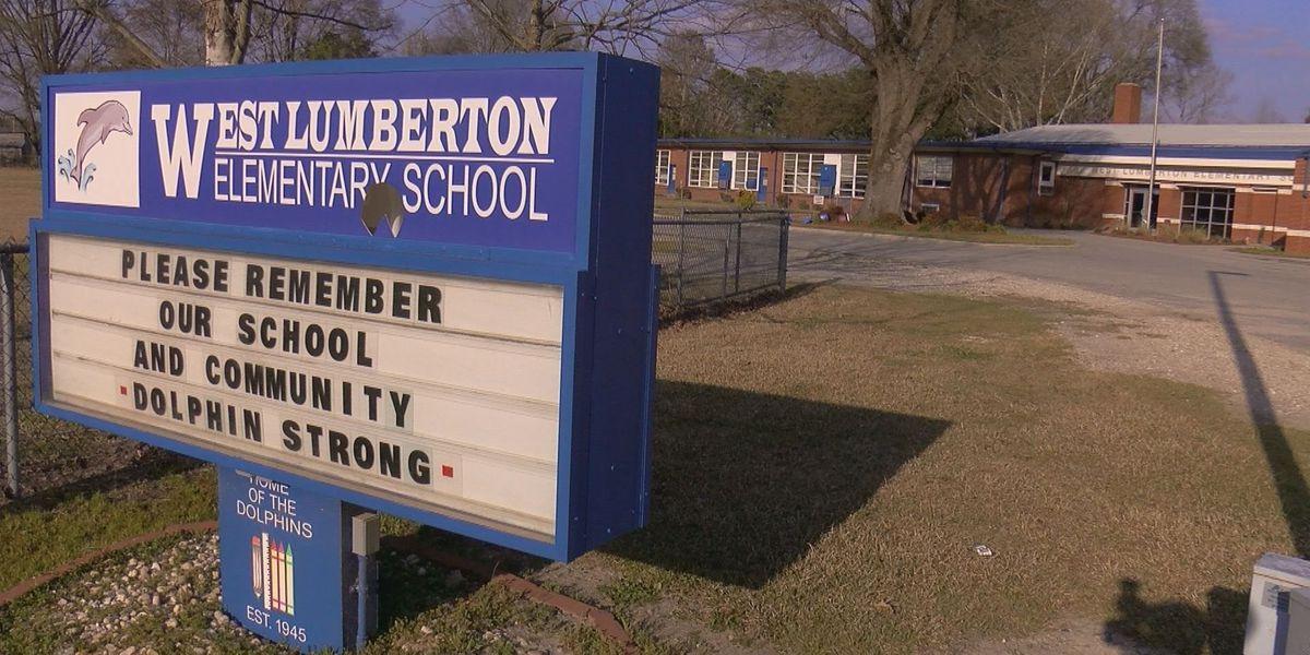 Lumberton still recovering six months after Matthew