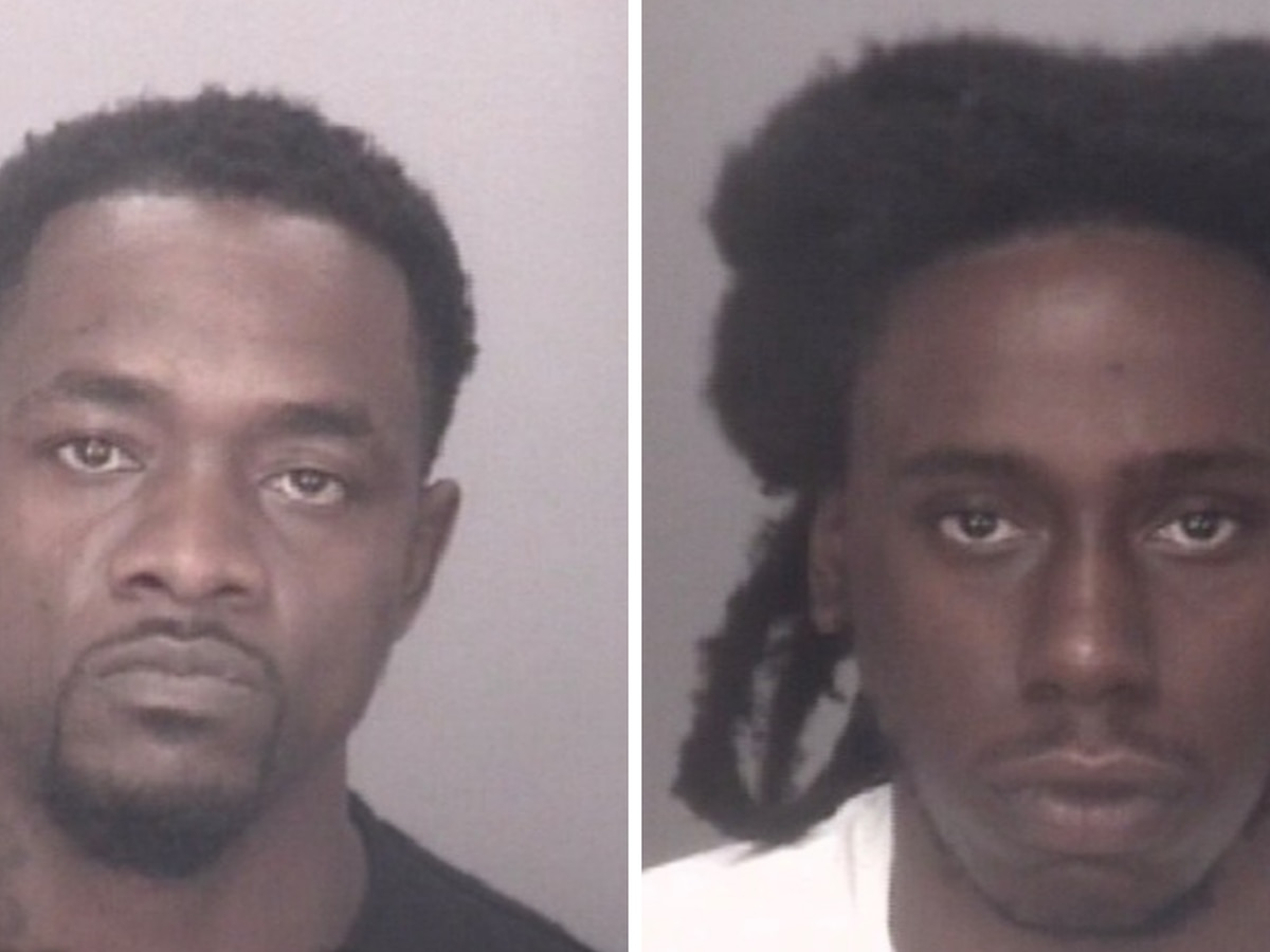 Two murder suspects turn themselves in to Robeson County Sheriff's Office