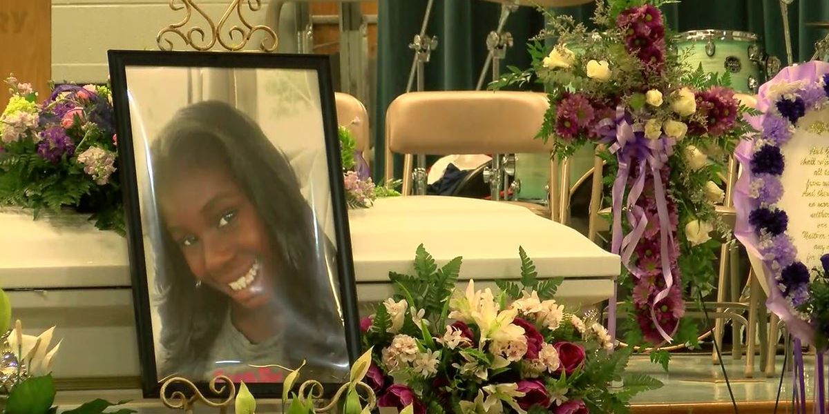 'She was the sweetest little girl:' Hundreds gather in celebration, remembrance of 9-year-old Camari Chestnut