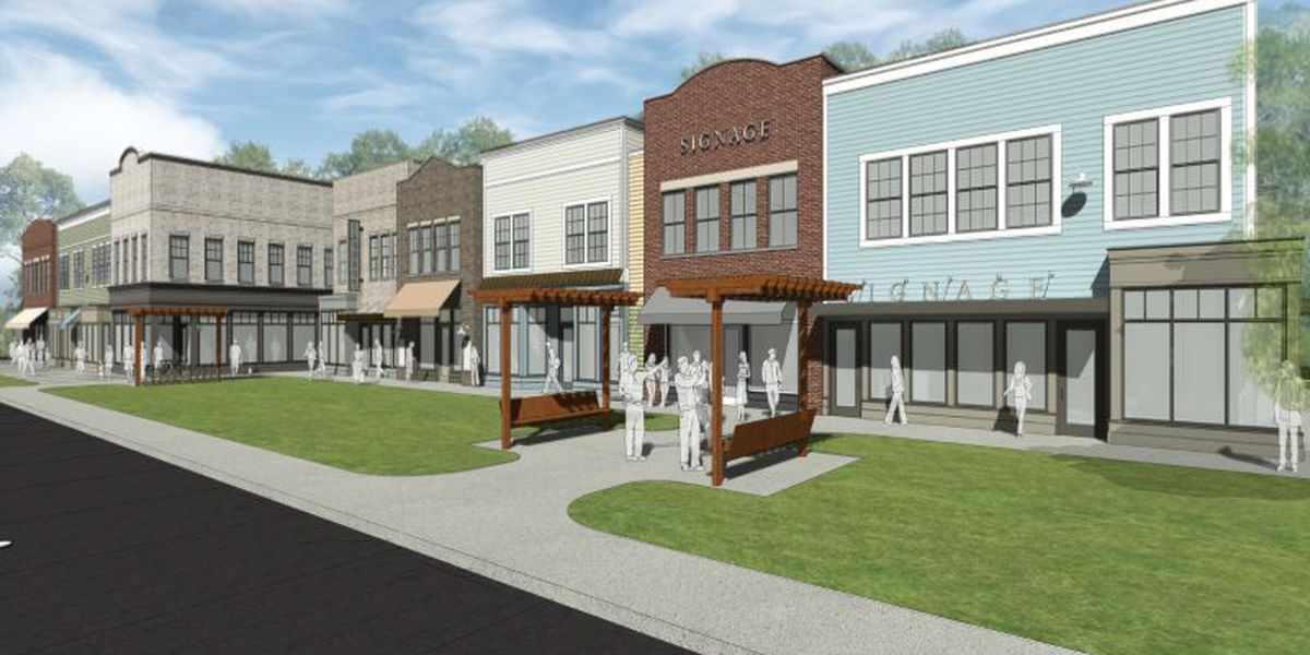 New development could bring a downtown feel to North Kings Highway