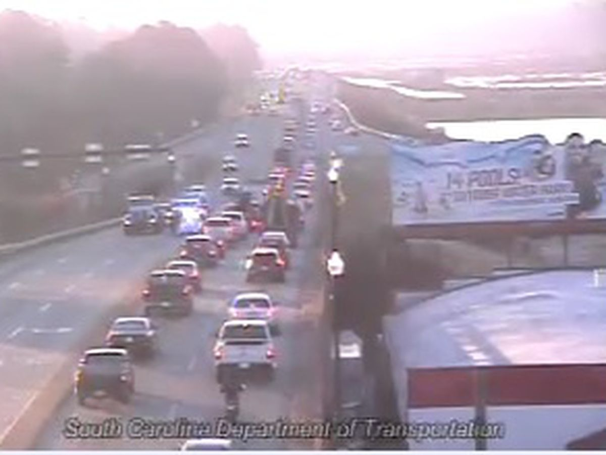 TRAFFIC ALERT: Accident causing delays on U.S. 501 south near Lake Busbee